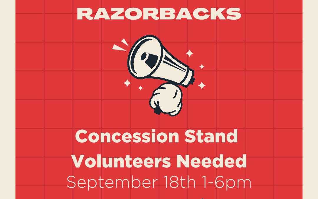 Razorback Volunteer Day