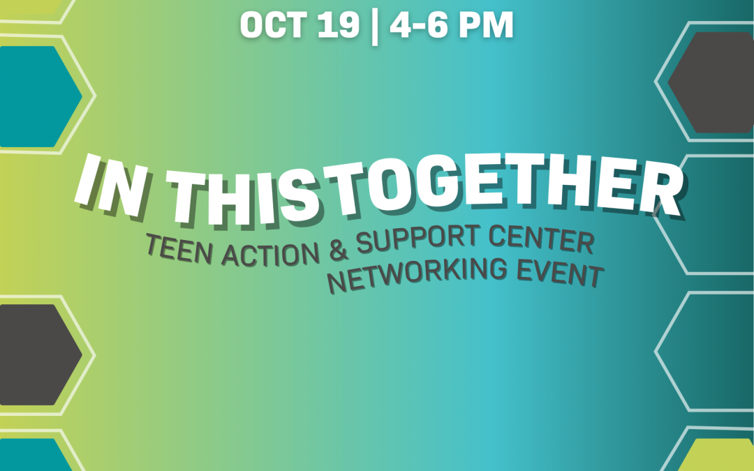 In This Together Networking Event